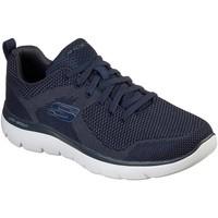 Zapatos Hombre Zapatillas bajas Skechers BRISBANE 232057 Azul