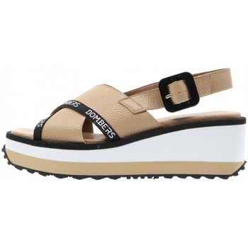 Zapatos Mujer Sandalias Dombers PEARL D10009 Beige