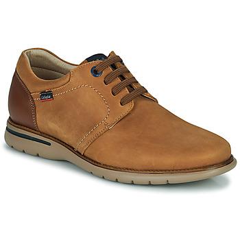 Zapatos Hombre Derbie CallagHan PARKLINE Marrón