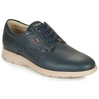 Zapatos Hombre Derbie CallagHan ASTON Azul