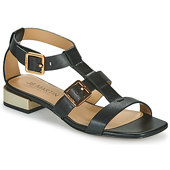 Zapatos Niña Sandalias JB Martin HARIA Negro