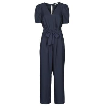 textil Mujer Monos / Petos Naf Naf HEVY D1 Marino