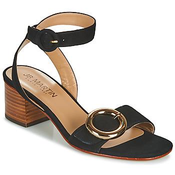Zapatos Niña Sandalias JB Martin OLAK Negro