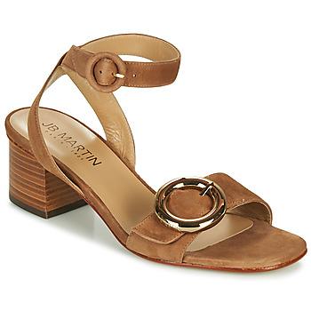Zapatos Mujer Sandalias JB Martin OLAK Marrón