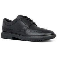 Zapatos Hombre Derbie FitFlop ODYN BROGUES - ALL BLACK AW01 ALL BLACK AW01