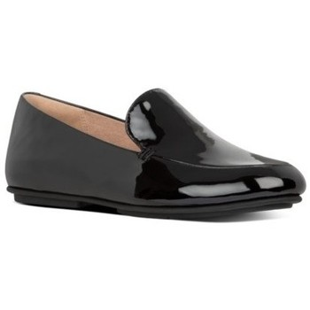 Zapatos Mujer Mocasín FitFlop LENA PATENT LOAFERS - ALL BLACK CO ALL BLACK CO