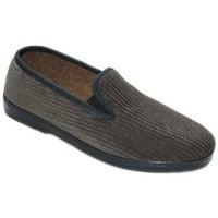 Zapatos Hombre Pantuflas Cbp - Conbuenpie Zapatillas de casa para hombre by CBP Home Gris