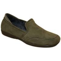 Zapatos Hombre Pantuflas Cbp - Conbuenpie Zapatillas de casa para hombre by CBP Home Vert