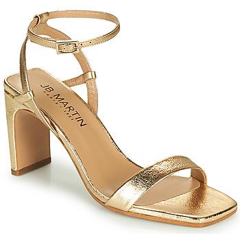Zapatos Niña Sandalias JB Martin 1DITA Oro