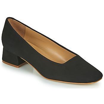 Zapatos Mujer Bailarinas-manoletinas JB Martin CATEL Negro