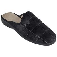 Zapatos Hombre Pantuflas Cbp - Conbuenpie Zapatillas de casa para hombre by CBP Home Noir