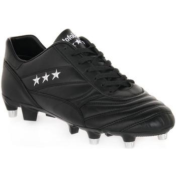 Zapatos Hombre Fútbol Pantofola d'Oro ALLORO CANGURO SG MIXED Nero