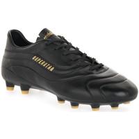 Zapatos Hombre Fútbol Pantofola d'Oro SUPERSTAR LC CANGURO NERO PU Nero