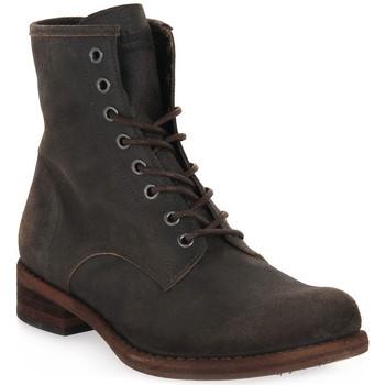 Zapatos Hombre Botas de caña baja Felmini NOUMERAT TOPO Grigio