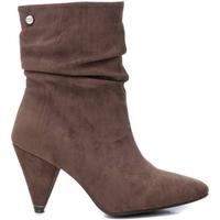 Zapatos Mujer Botines Xti 35094 TAUPE Marrón claro