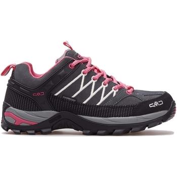 Zapatos Mujer Running / trail Cmp Rigel Wmn WP Grises,Rosa,Grafito