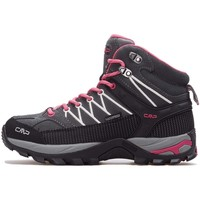 Zapatos Mujer Zapatillas altas Cmp Rigel Mid Wmn WP Grises,Rosa,Grafito
