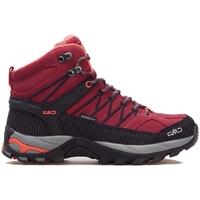 Zapatos Mujer Zapatillas altas Cmp Rigel Mid Wmn WP Negros,Grises,Rojo burdeos