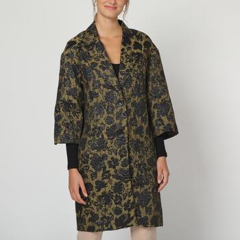 textil Mujer Vestidos cortos Sense 355 VERDE
