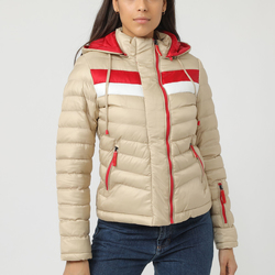 textil Mujer Plumas Gboy 50A421 BEIGE