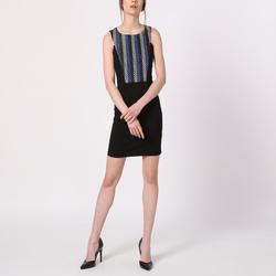 textil Mujer Vestidos cortos Âme 7050 NEGRO