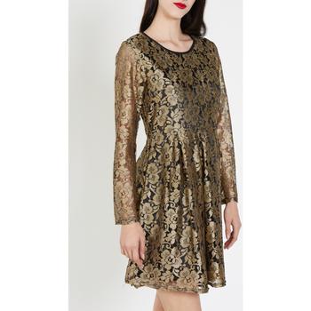 textil Mujer Vestidos cortos Tanna 8513 ORO