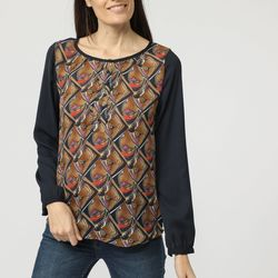textil Mujer Camisas Anany AN-040143 AZUL