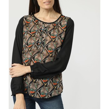 textil Mujer Camisas Anany AN-040143 NEGRO