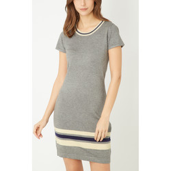 textil Mujer Vestidos cortos Anany AN-060022 GRIS