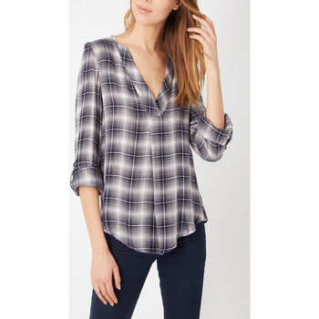 textil Mujer Camisas Anany AN-130328 AZUL