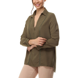 textil Mujer Camisas Anany AN-130329 AZUL