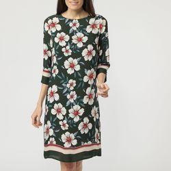 textil Mujer Vestidos cortos Anany AN-160524 VERDE