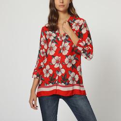 textil Mujer Camisas Anany AN-160529 ROJO