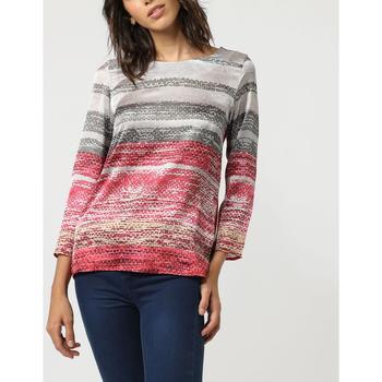 textil Mujer Camisas Anany AN-210183 ROJO
