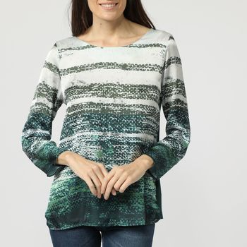 textil Mujer Camisas Anany AN-210183 VERDE