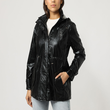 textil Mujer Cortaviento Anany AN-230181 NEGRO