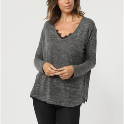 textil Mujer Jerséis Anany AN-261075 GRIS