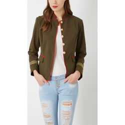 textil Mujer Chaquetas / Americana Anany AN-290059 VERDE