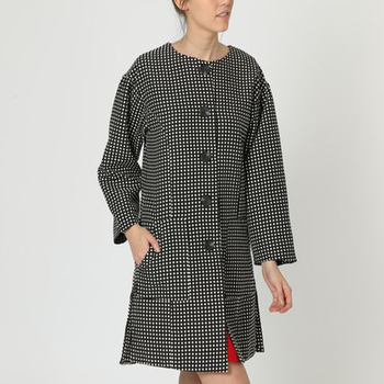 textil Mujer Chaquetas / Americana Anany AN-290062 NEGRO