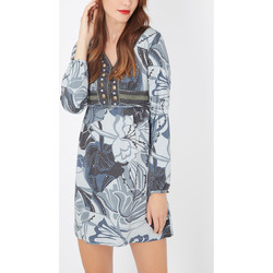 textil Mujer Vestidos cortos Anany AN-L2699 GRIS