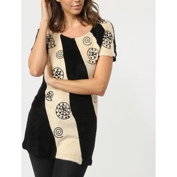 textil Mujer Jerséis Anany AN-L2798 BURDEO