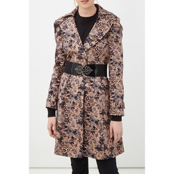 textil Mujer Trench Anany D7753 ROSA