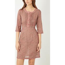 textil Mujer Vestidos cortos Anany DLA7044 ROSA