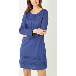 textil Mujer Vestidos cortos Anany DLA7075 AZUL