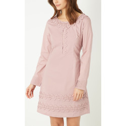 textil Mujer Vestidos cortos Anany DLA7075 ROSA