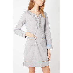 textil Mujer Vestidos cortos Anany DLA7076 AZUL