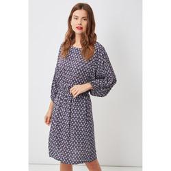 textil Mujer Vestidos cortos Love&money F15022 AZUL