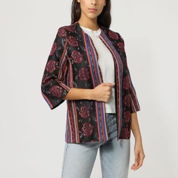 textil Mujer Chaquetas / Americana Love&money H10262 NEGRO