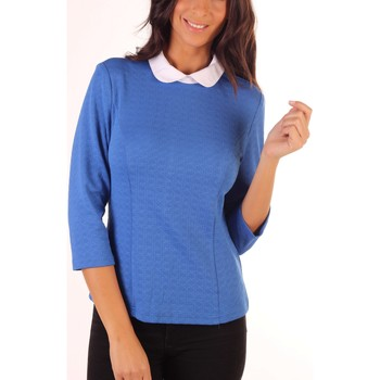 textil Mujer Camisas Love&money H14047 AZUL