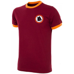 textil Hombre Tops y Camisetas Copa AS Roma 1978 - 79 Retro Football Shirt Red